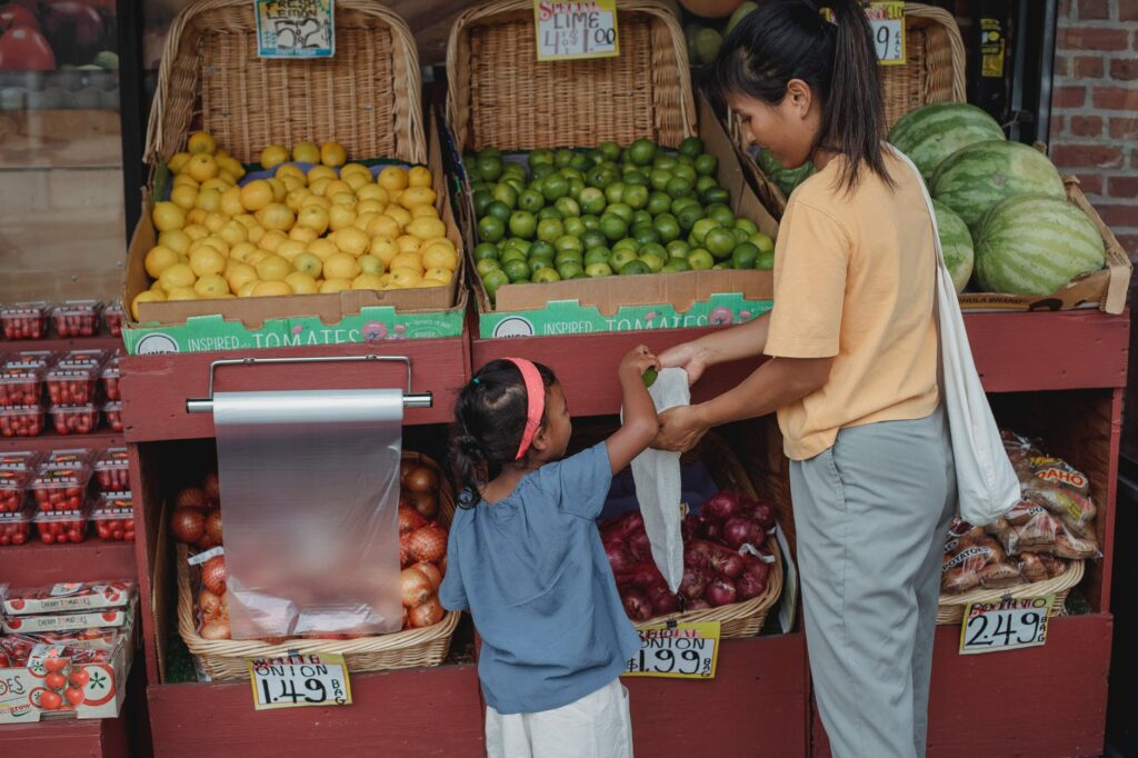 Eco-friendly Children