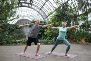 Lifestyle tips for seniors